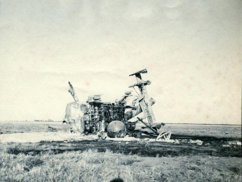 HH-43B 58-1850 Crash.3b